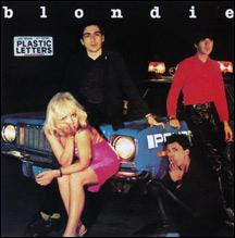 Blondie - Plastic Letters album cover
