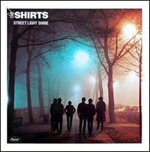 The Shirts - Streetlight Shine album cover