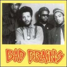 Bad Brains album back cover