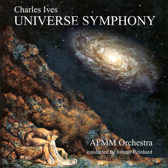Universe Symphony CD cover