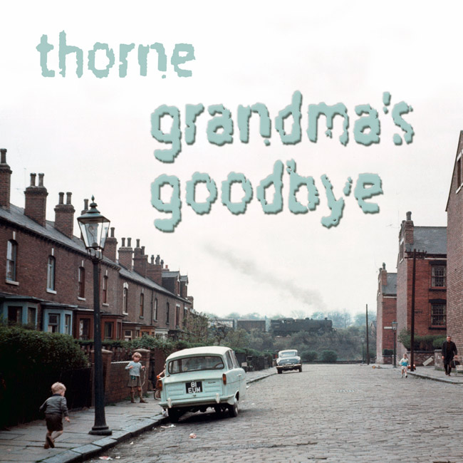 Grandma's Goodbye: The Club CD Cover, photo: Bill Chapman c1966