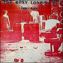 The Roxy Live album cover