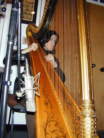 Nina Kellman (harp)