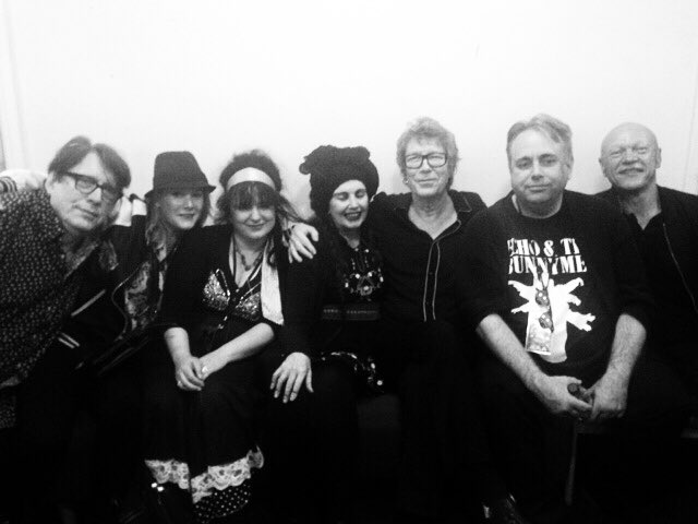 The Lene Lovich Band with the Psychodelic Furs