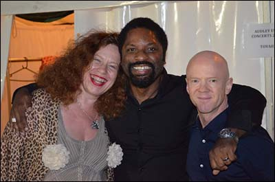 With Jimmy Somerville