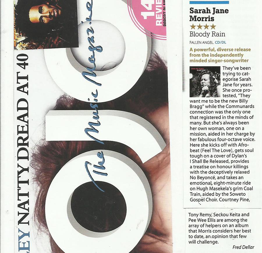 MOJO album review