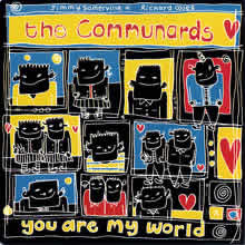 You Are My World cover