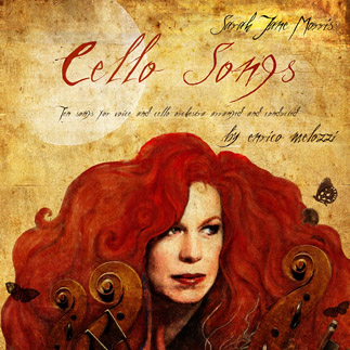 Cello songs album cover