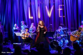 Sarah Jane Morris at the Hippodrome London