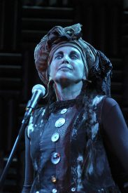 Lene Lovich 9/12/05 at Joe's Pub