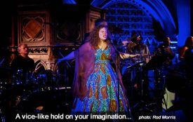 Sarah Jane Morris at the Union Chapel, London