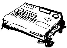 Sketch of digital recorder
