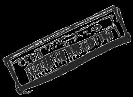 Sketch of keyboard