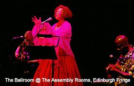 At the Edinburgh Fringe