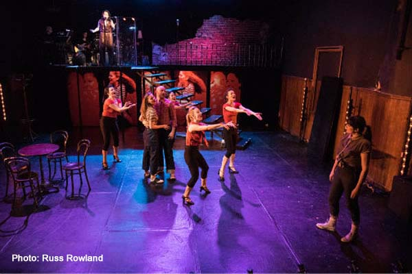 Scene from 'Rock And Roll Refugee'