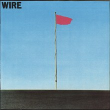 Pink Flag cover