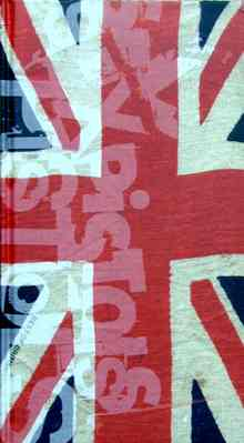 Sex Pistols book cover