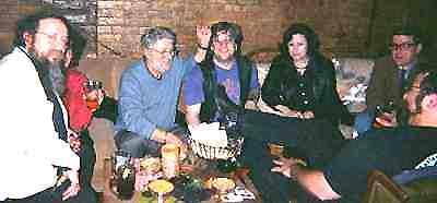 Johnny Reinhard and friends