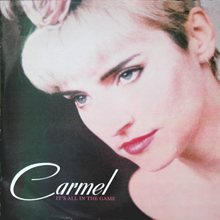 Carmel 'Its All In The Game' album