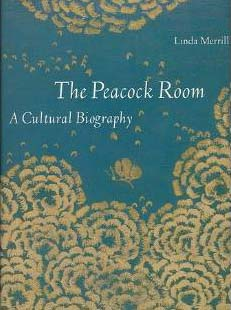 Cover illustration, The-Peacock-Room-Cultural-Biography, with link to Amazon