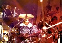 Johnny 'Zeeek' Criscione drumming