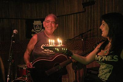 Happy birthday Cosmo