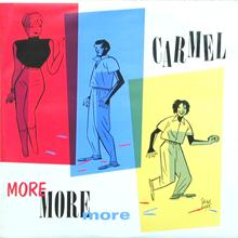 Carmel 'More More More' album