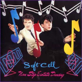 Cover artwork: Non-Stop Ecstatic Dancing EP