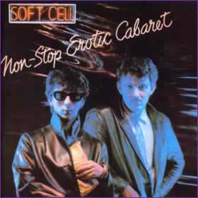 Album cover - Non-stop Erotic Cabaret
