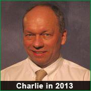 Charlie in 2013