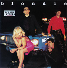 Blondie - Plastic Letters album cover