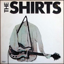 The Shirts album cover