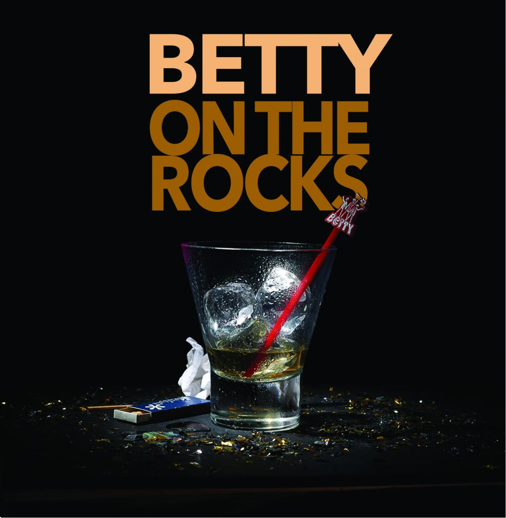BETTY On The Rocks album cover