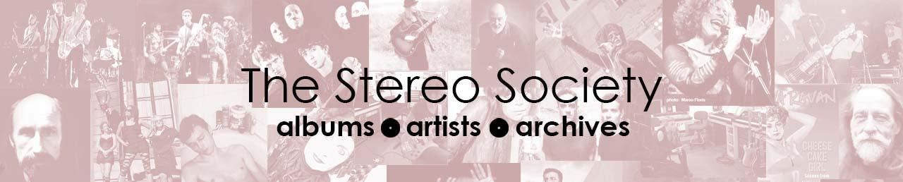 Stereo Society banner