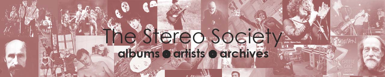Stereo Society - albums, artists, archives - page banner
