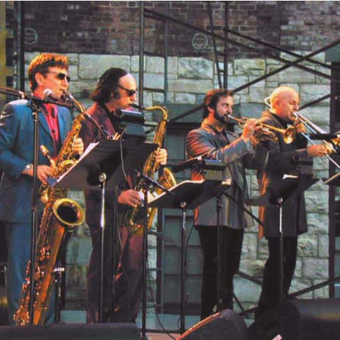 The Uptown Horns