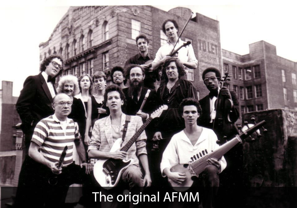The original AFMM line-up