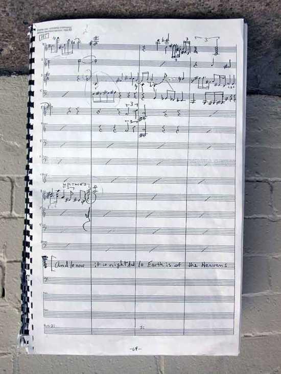 Universe Symphony score - page 64
