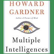 Cover of Howard Gardner's Multiple Intelligences