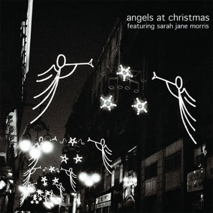 Angels At Christmas album cover