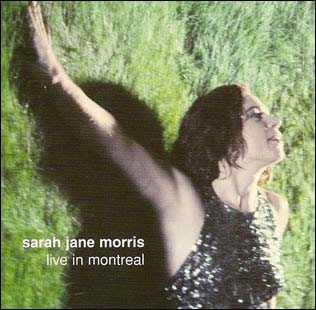 Sarah Jane Morris Love And Pain album cover
