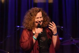 Sarah Jane Morris at the Hippodrome, London