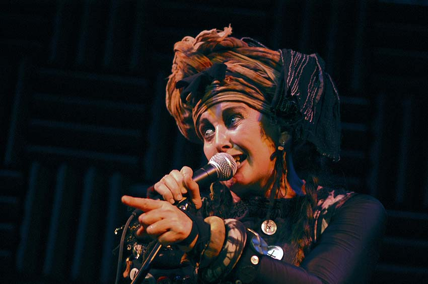 Lene Lovich at Joe's Pub
