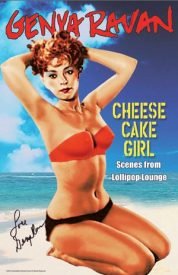 'Cheesecake Girl' poster