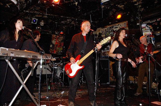 The Shirts play CBGB November 2004