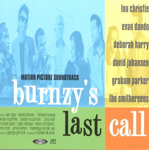 Burnzy's Last Call album cover