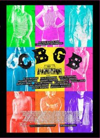 Poster for the CBGB Movie