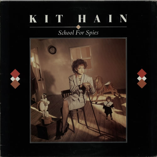 Kit Hain, School For Spies album cover