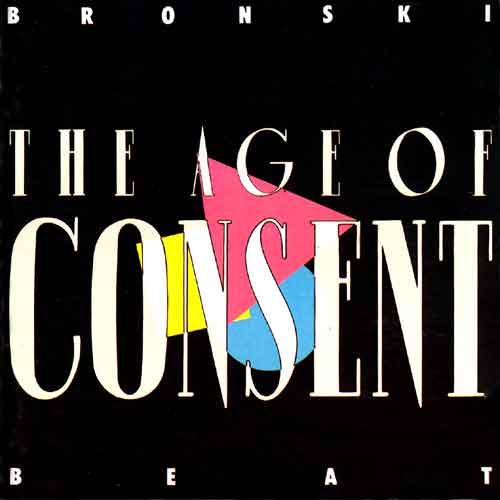 Age Of Consent album cover