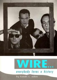 Wire: 'Everybody book Loves A History' cover